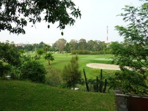 Exclusive Luxury House with Backyard Views of The Golf Course in South Jakarta