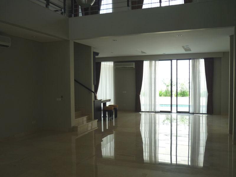 House For Rent Minimalist Modern House In Pondok Indah - Modern house jakarta