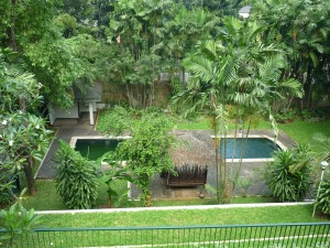 House For Rent: Nice Pool and Big Garden