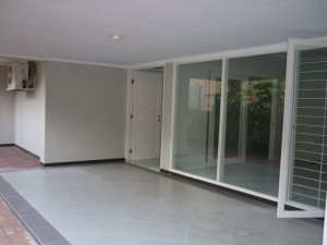 Rent Townhouse:  Compound and Near Kemang Village Mall