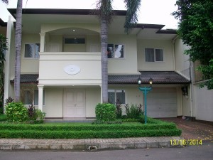 Rent House: Townhouse close to France International School (LIF)