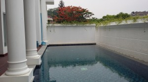 FOR RENT : Modern Classic House at Pondok Indah